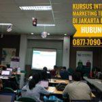Kursus Internet Marketing Terbaik di Jakarta Pusat