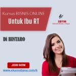 Kursus Bisnis Online Untuk Ibu Rumah Tangga di Bintaro