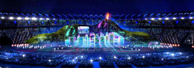 Asian Games 2018 Diadakan di Gelora Bung Karno