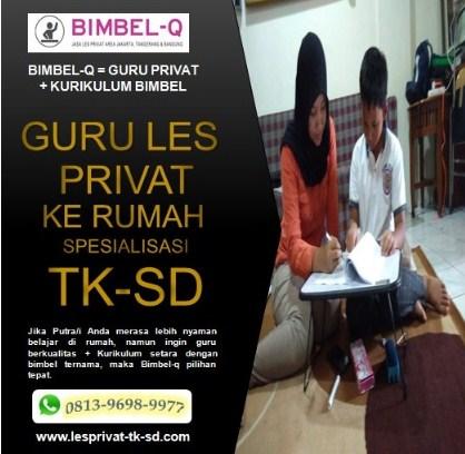 GURU LES PRIVAT MENTENG DATANG KE RUMAH 081386989977